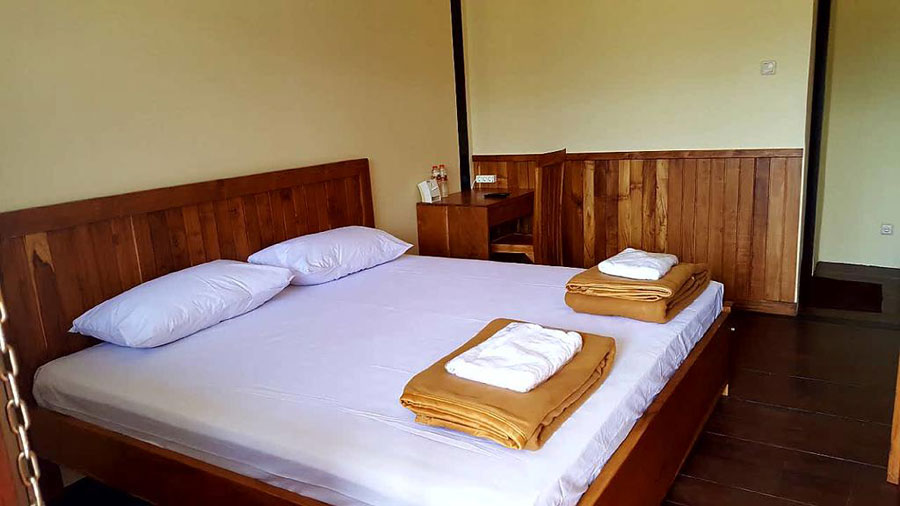 Hotels accommodation in Sembalun Lawang Mount Rinjani
